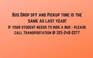 Bus Transportation Information Featured Photo