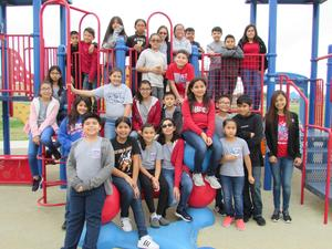 Image of 5th grade students