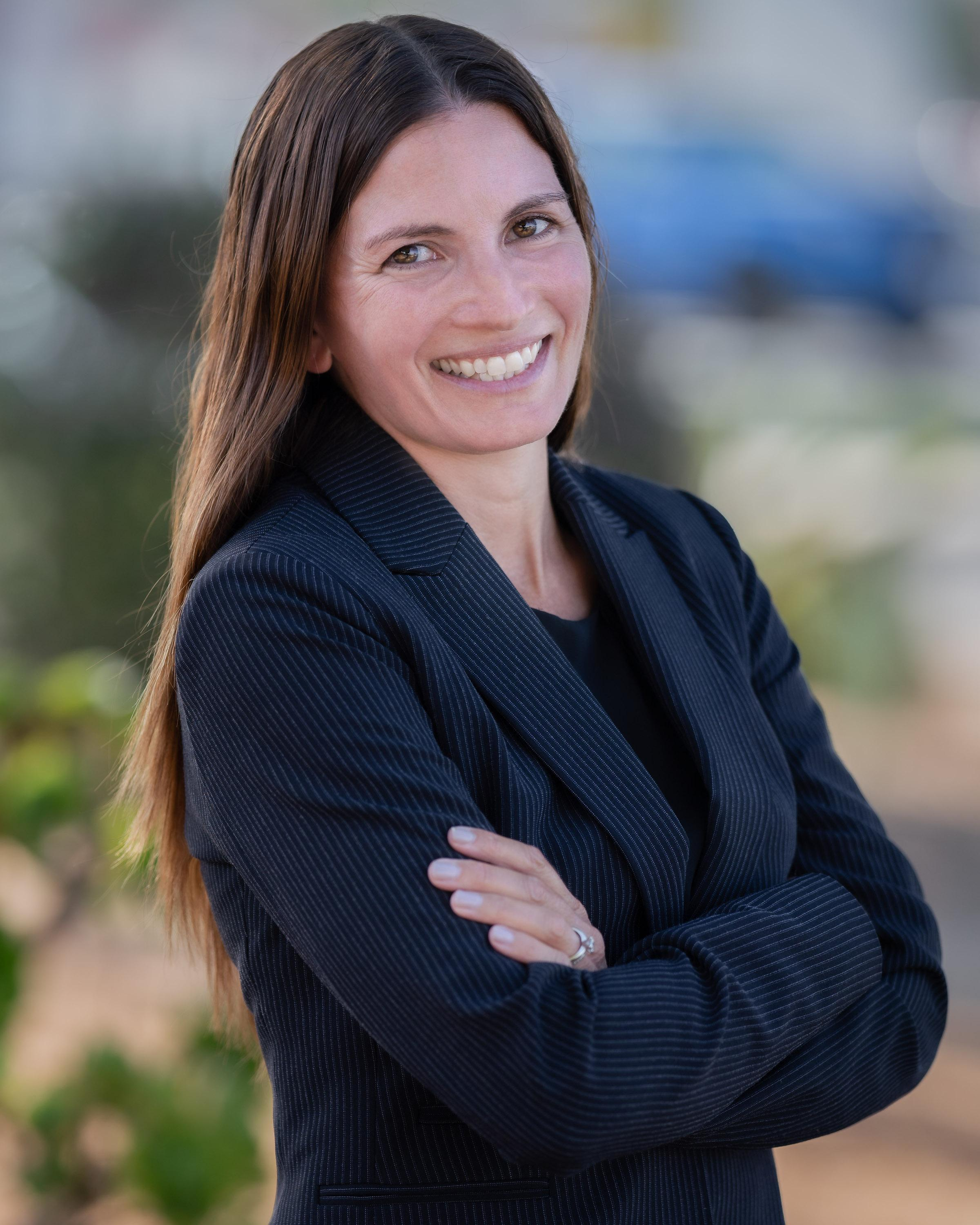 Photo of Principal Nicole Jacobson