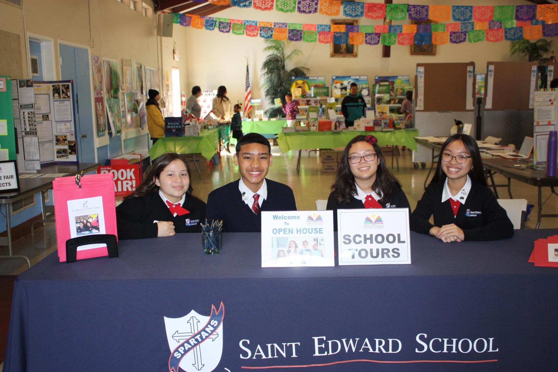 Student Council at St Edward