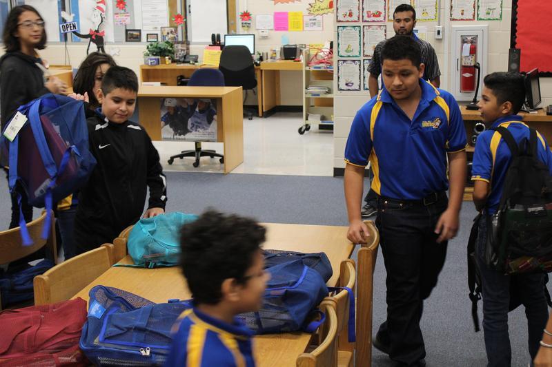Backpack & School Supply Distribution @ VVJH Thumbnail Image
