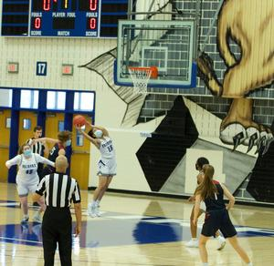 photo of FHS girls basketball