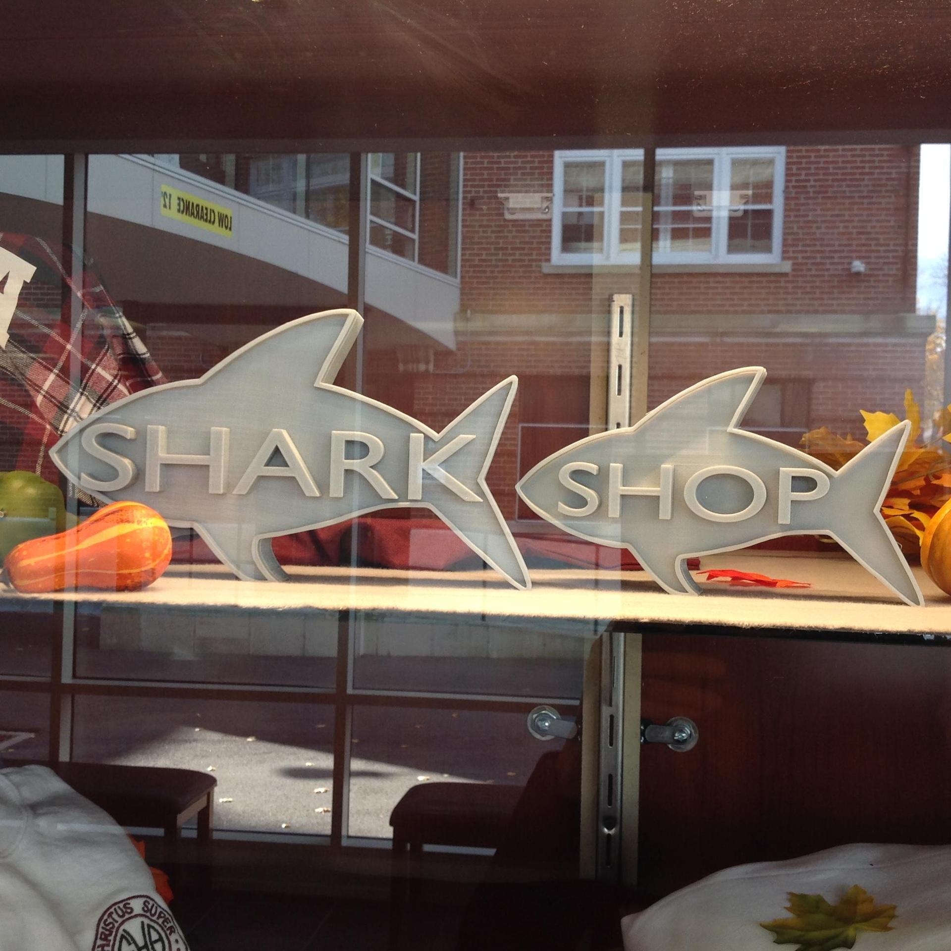 SHA Shark Shop