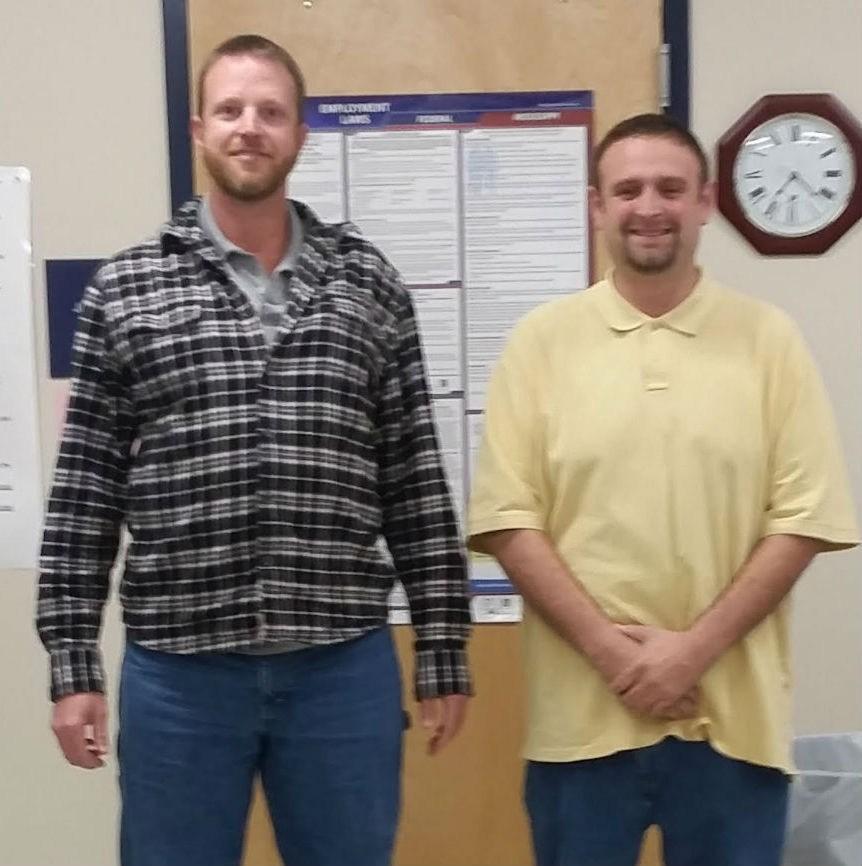Jason Lurie and Clayton Rushing, Gautier Mechanics