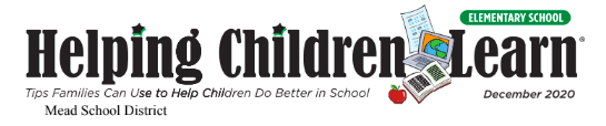 Helping Children Learn, December 2020, Mead School District