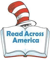 It's *Read Across America* week: March 1 - 5! Featured Photo