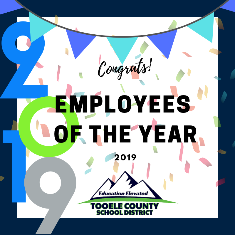 2019 Employees of the Year Thumbnail Image