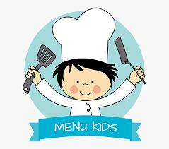 Kid logo menu