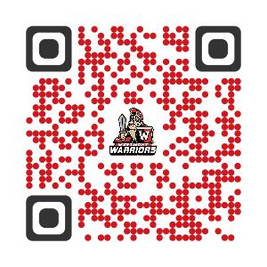 QR code for health screening