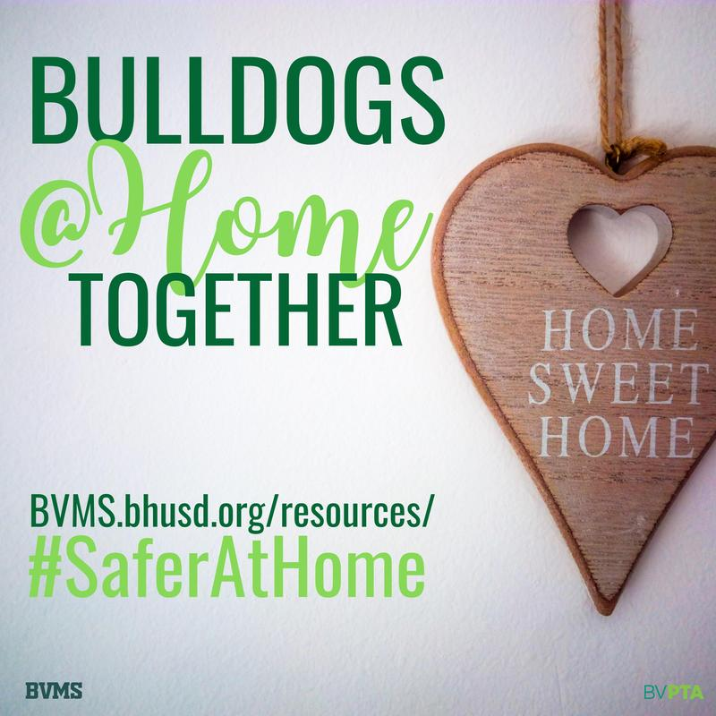 Bulldogs @ Home Together:  Family Resources Featured Photo