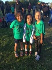 Cross Country Participants