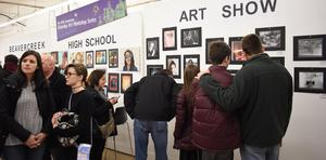 Art Students Recognized