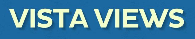 Vista Views Newsletter - March 13th Featured Photo