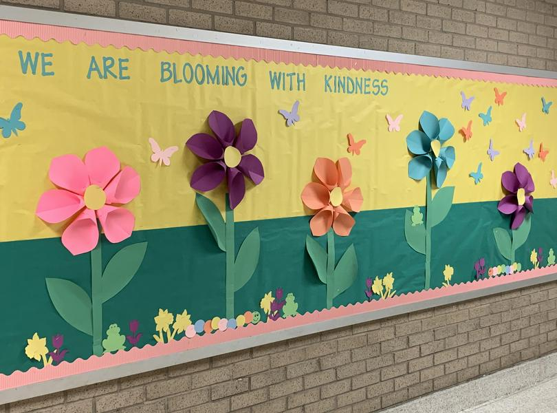 Blooming with Kindness