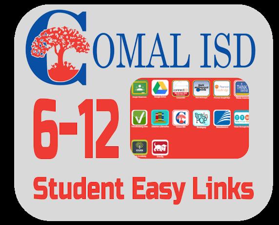 6-12 Student Easy Links
