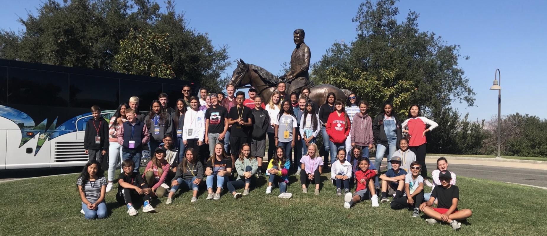 Fall 2019 CJSF Trip Photo