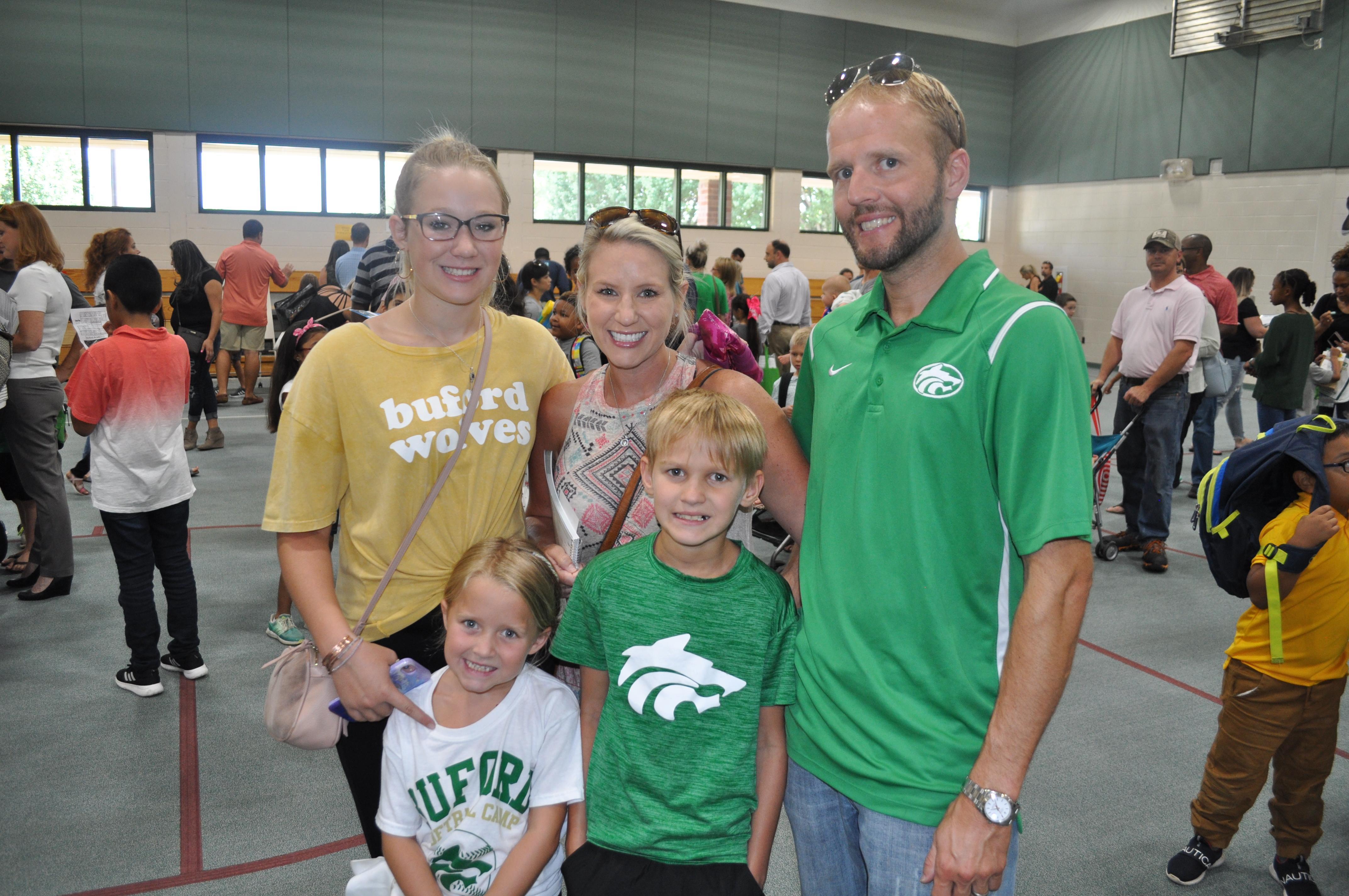A Family at BCS
