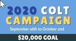 Colt Campaign Begins! Featured Photo