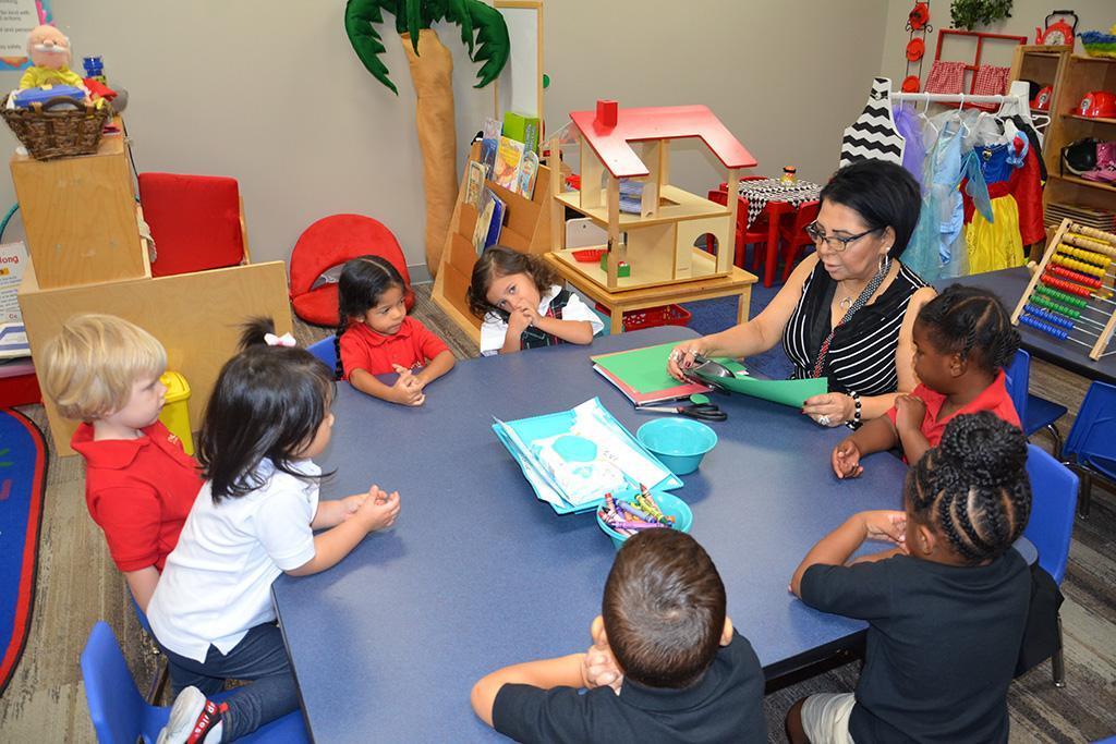 Salinas classroom