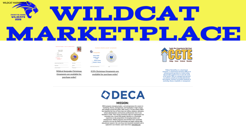 Wildcat MarketPlace Thumbnail Image