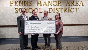 MC Bank Donation