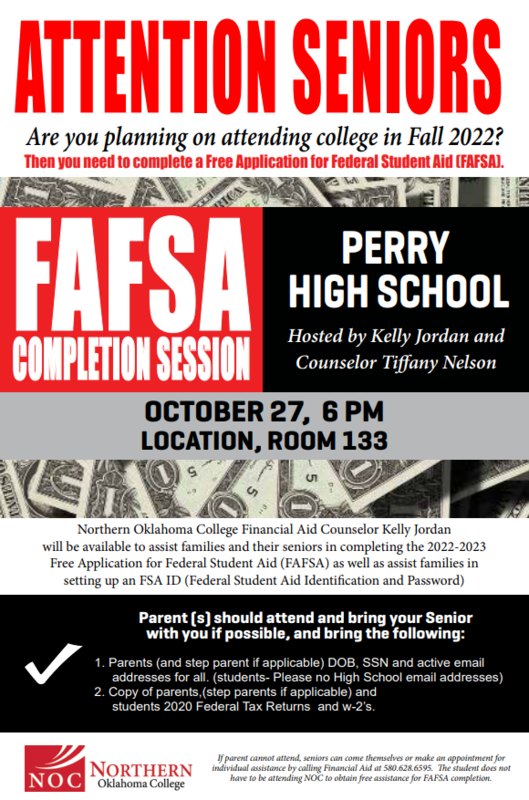 FAFSA Completion Night