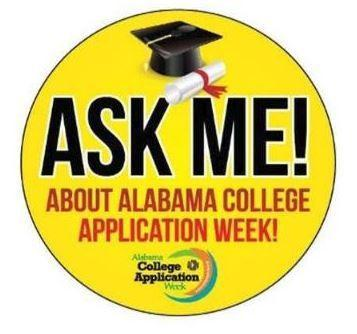 Ask a BCHS Counselor about College Application Week, November 4-8, 2019