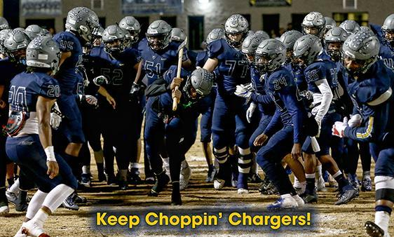 Chargers are Going to the Championship! Image
