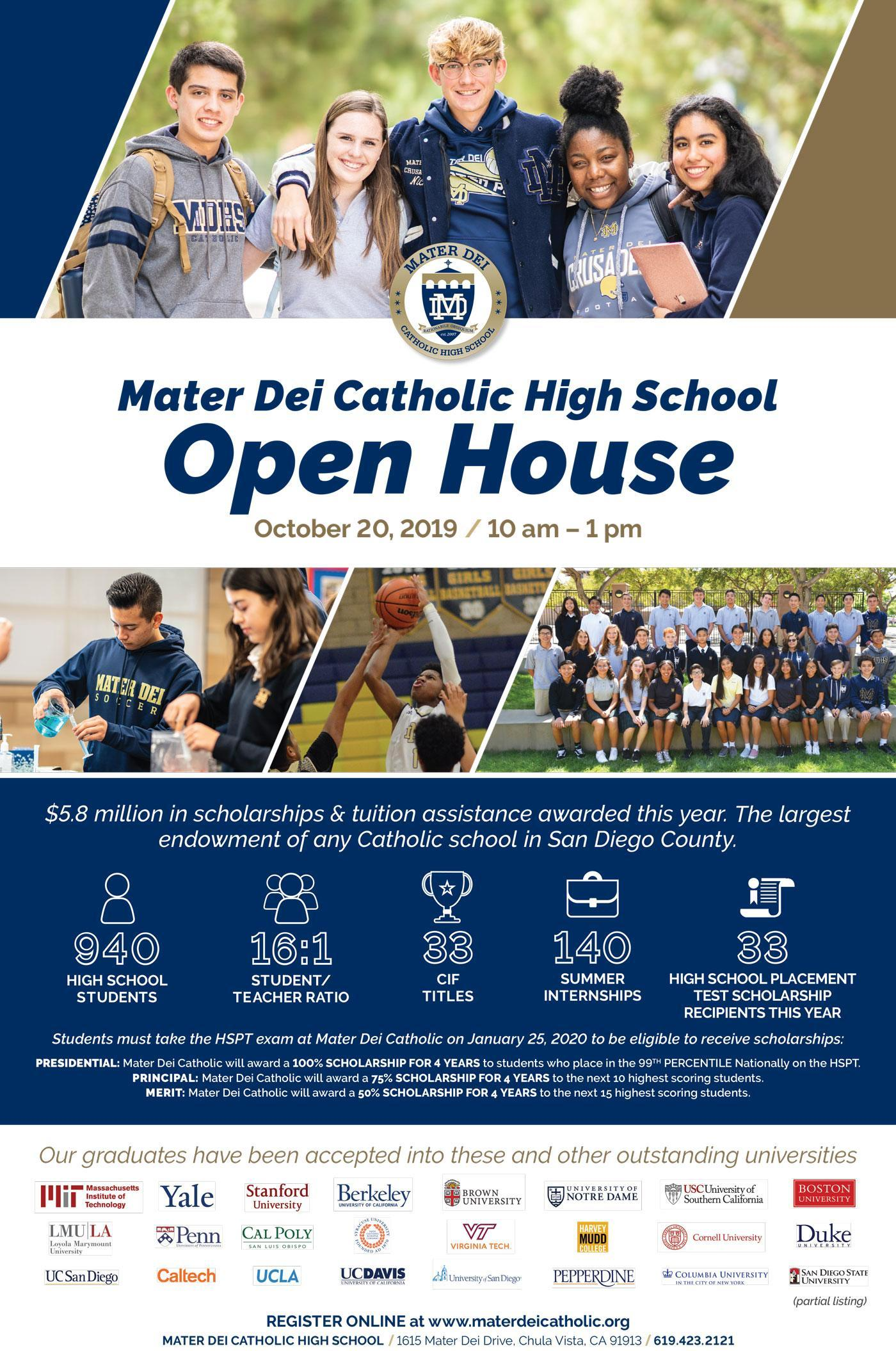 Open House 2019! Image