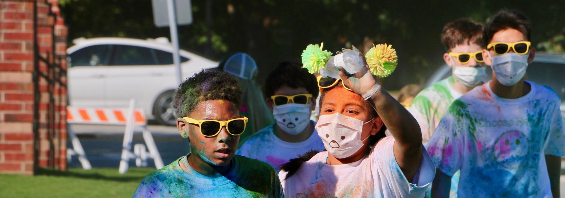 Bms color run