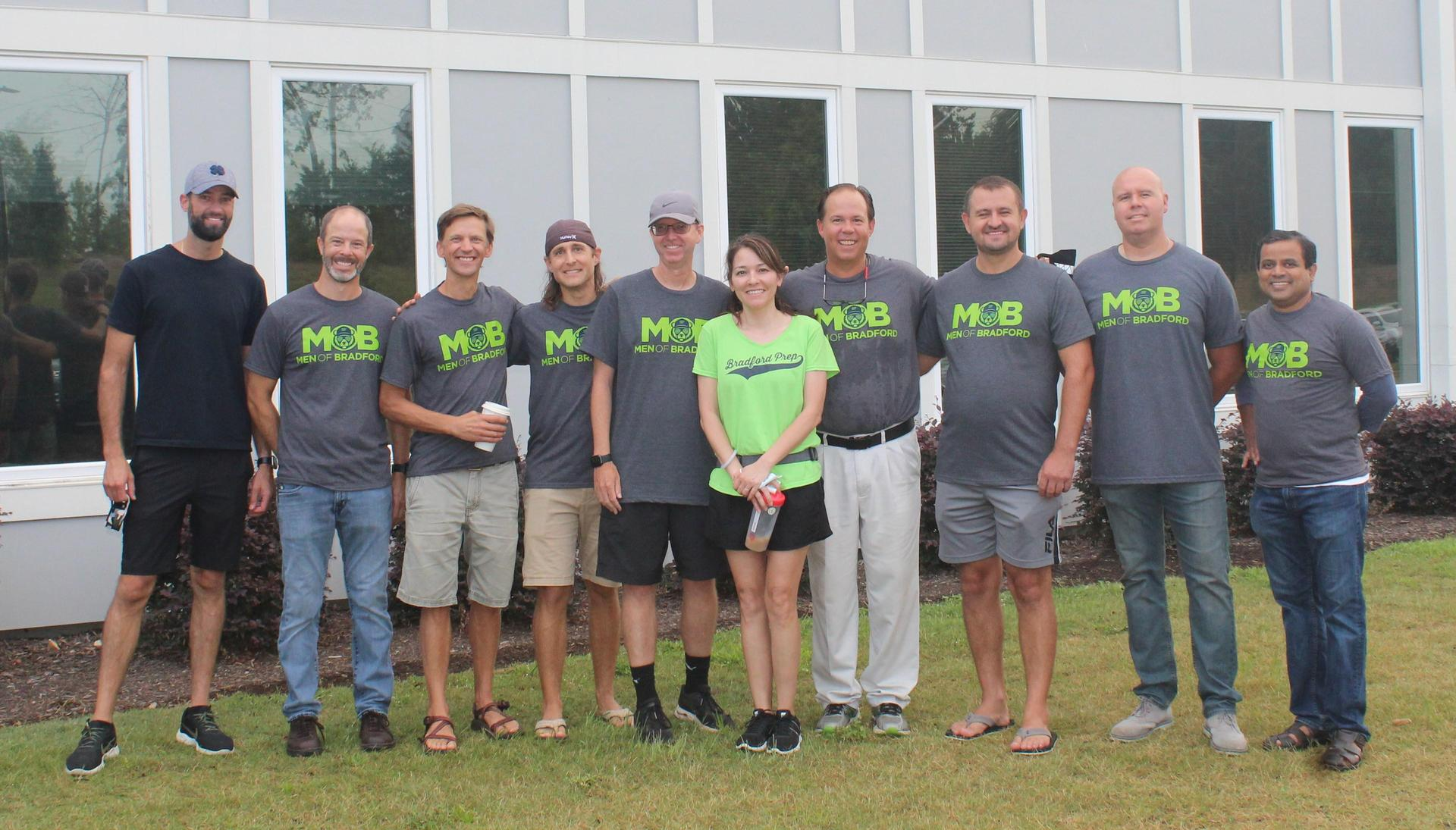 MOB Volunteers