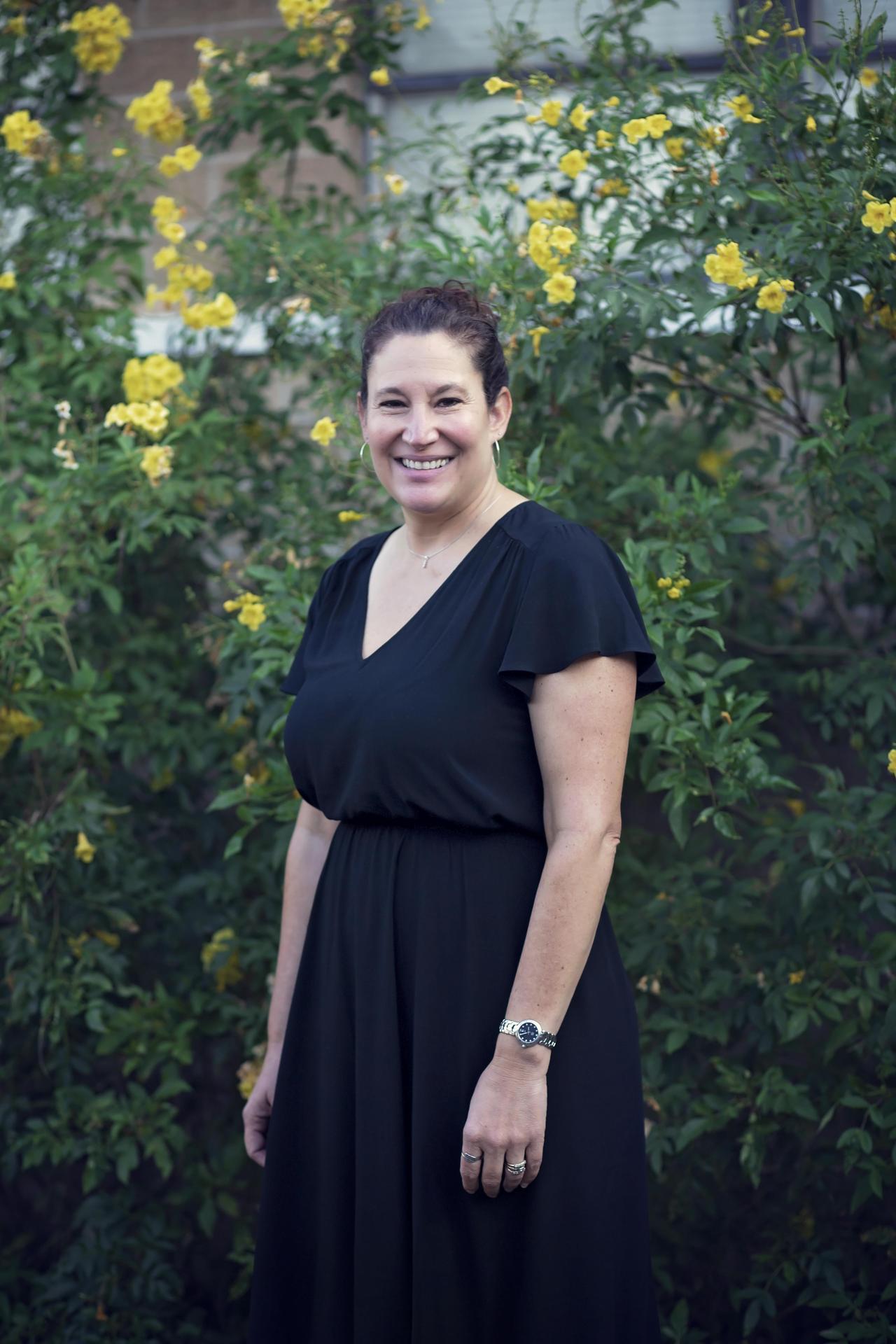 Andrea Pope, Dean of Academics