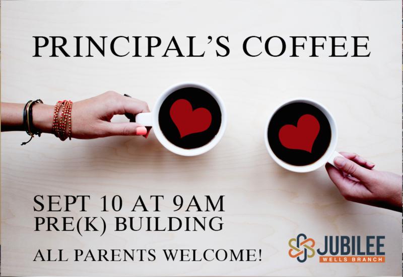 Principal's Coffee Featured Photo