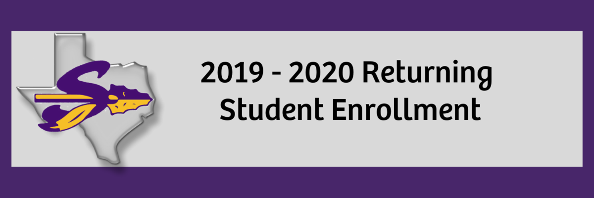 2019-2020 Returning Student Enrollment