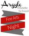 Fine Arts Night