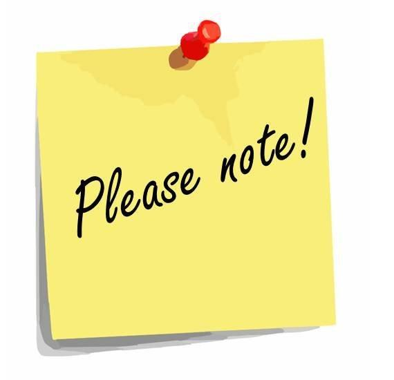 Please Note Use of Parent/Legal Guardian e-mail addresses.
