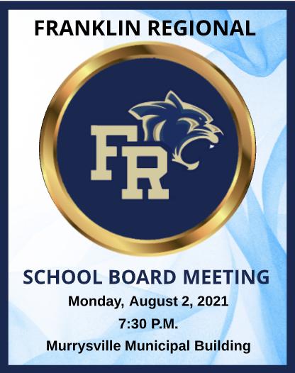 School Board Mtg. Notice