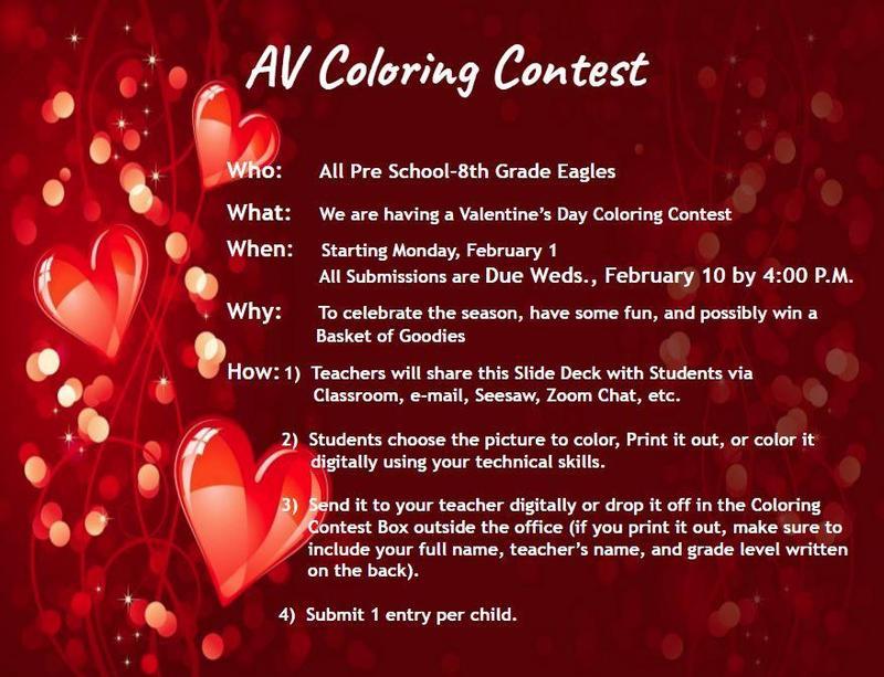 AV Coloring Contest
