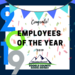 2019 employees of the year graphic