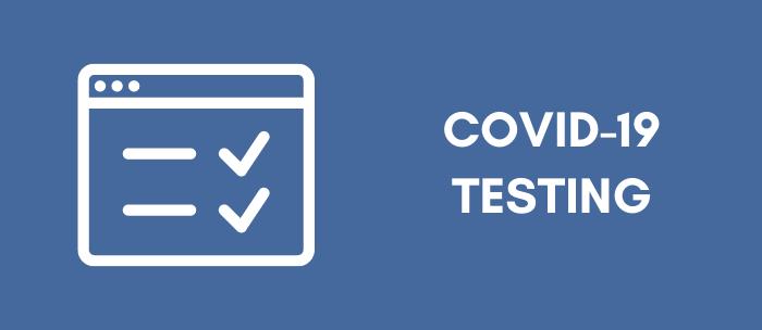 Covid19 testing header
