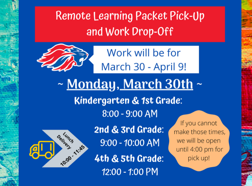 Packet Pick-Up