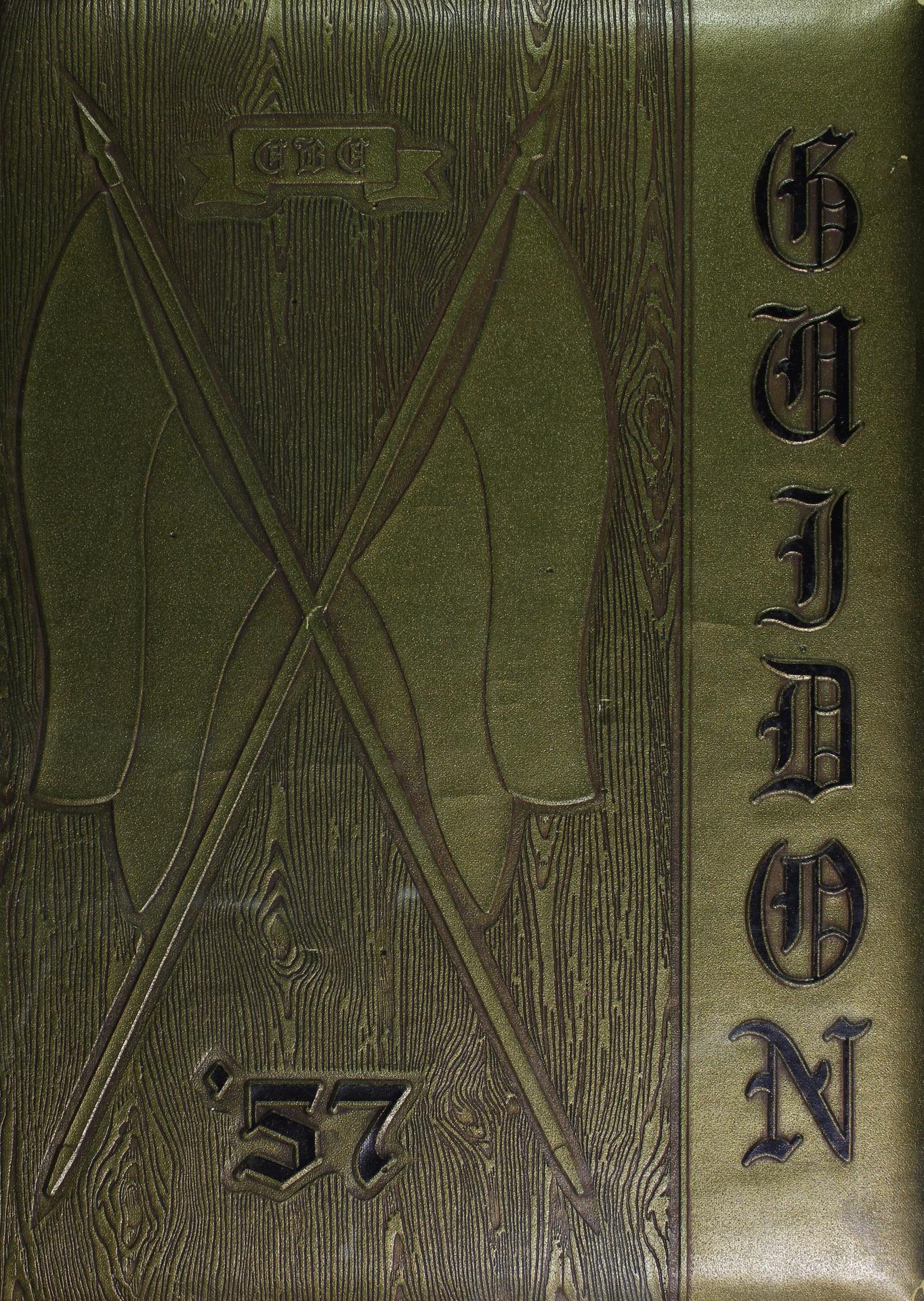 1957 CBC Yearbook