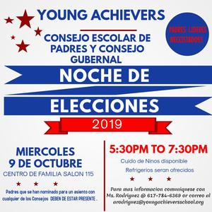Election Night Sy 19- Spanish