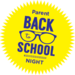 Back to School Parent Night
