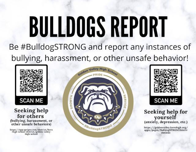 Bulldogs Report