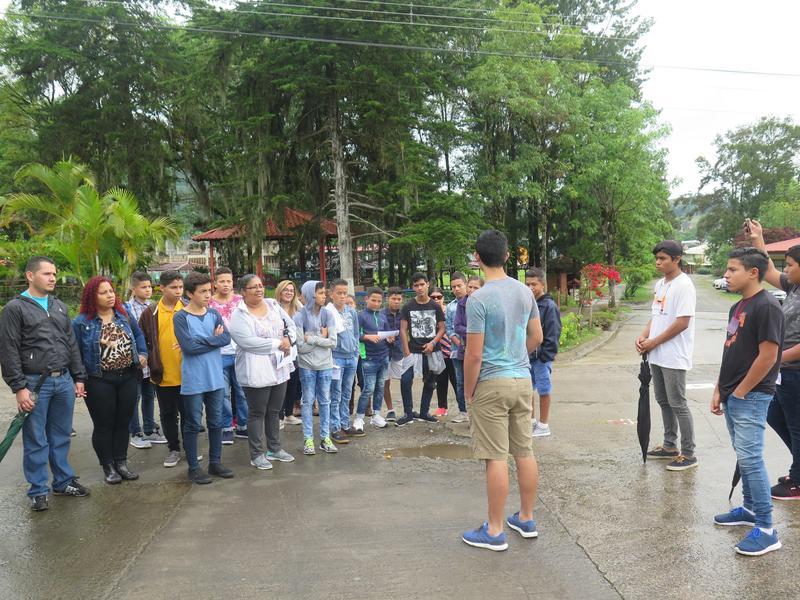 Ciudad Abierta para los jóvenes de nuevo ingreso Featured Photo