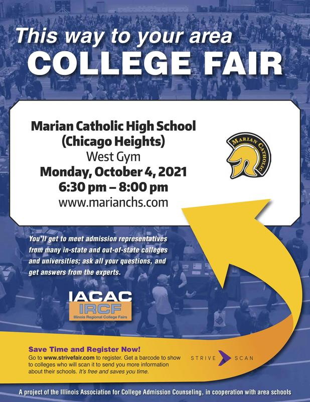 Marian Catholic College Fair Featured Photo