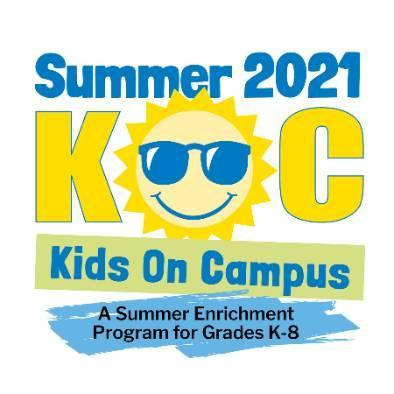 BC3 Kids on Campus logo