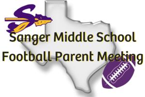 SMS Football Parent Meeting