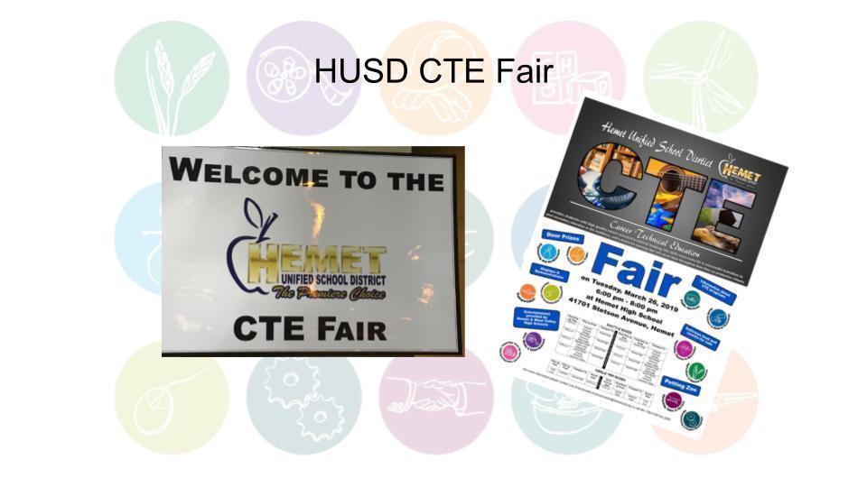 HUSD CTE Fair